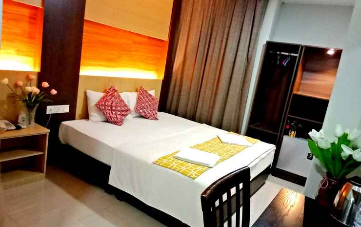 Easy Hotel at Ampang Kuala Lumpur - Deluxe King Room Only