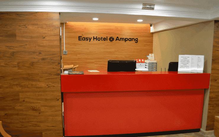 Easy Hotel at Ampang Kuala Lumpur -