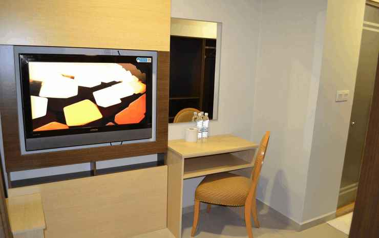 Easy Hotel at Ampang Kuala Lumpur - Deluxe Triple Room only