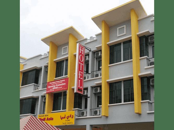 EXTERIOR_BUILDING Eco Hotel Putra Kajang