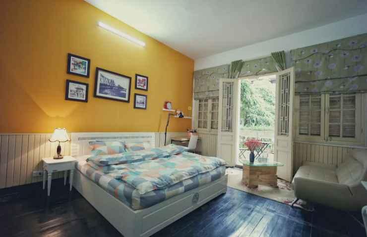 BEDROOM Hanah's Tiny Hanoi Homestay