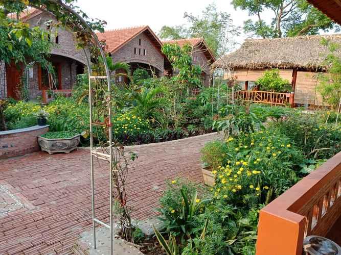 EXTERIOR_BUILDING Ninh Binh Eco Garden Bungalow