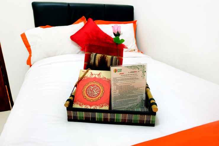 BEDROOM Simply Homy Guest House UMY