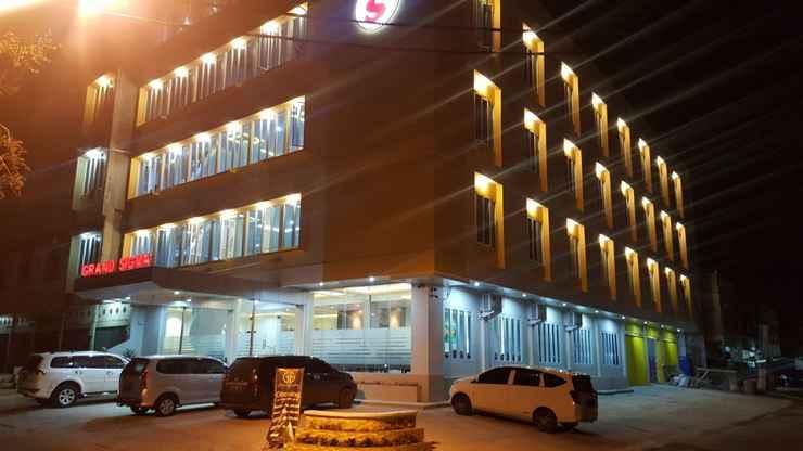 EXTERIOR_BUILDING Hotel Grand Sigma