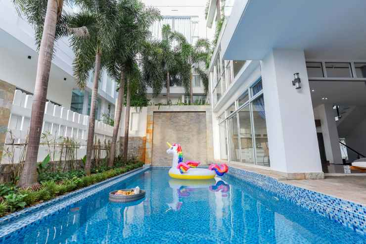 SWIMMING_POOL Palm 32 Pool Villa Vung Tau