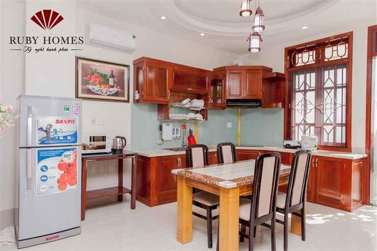 LOBBY Biệt Thư Ruby Homes - Deluxe Villa RD02