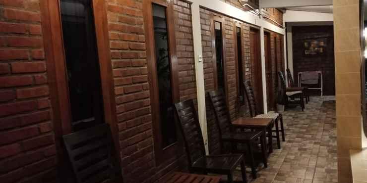 EXTERIOR_BUILDING Rumah Kami Guest House Gamelan