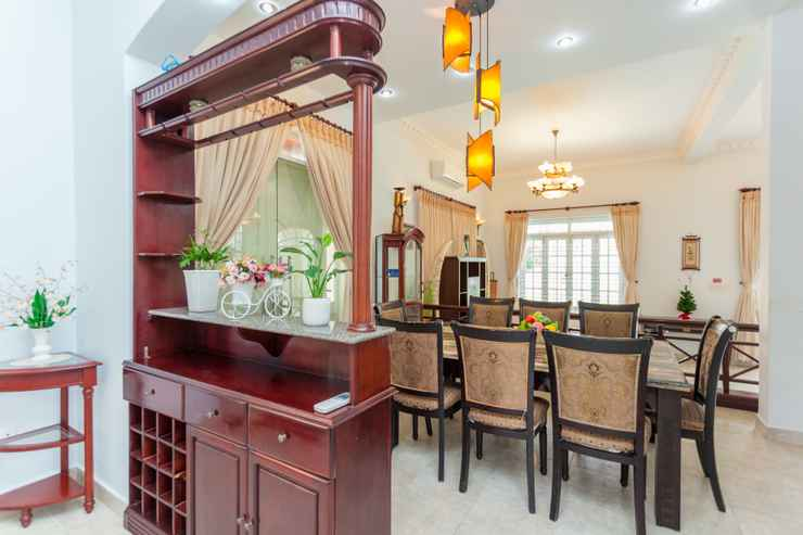 COMMON_SPACE Biệt Thư Ruby Homes - Deluxe Villa RD05