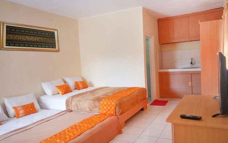 Princess Resort Ciloto Puncak - Deluxe 2 King Beds