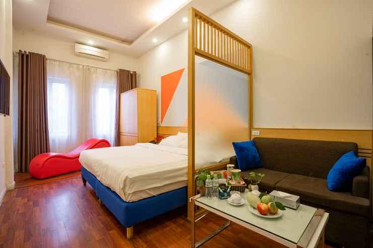 BEDROOM Khách sạn Hovi Kim Mã