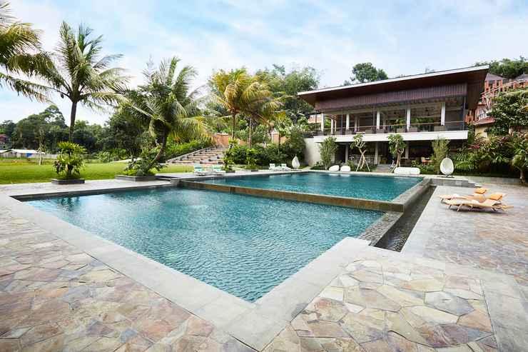 SWIMMING_POOL Amanuba Hotel & Resort Rancamaya
