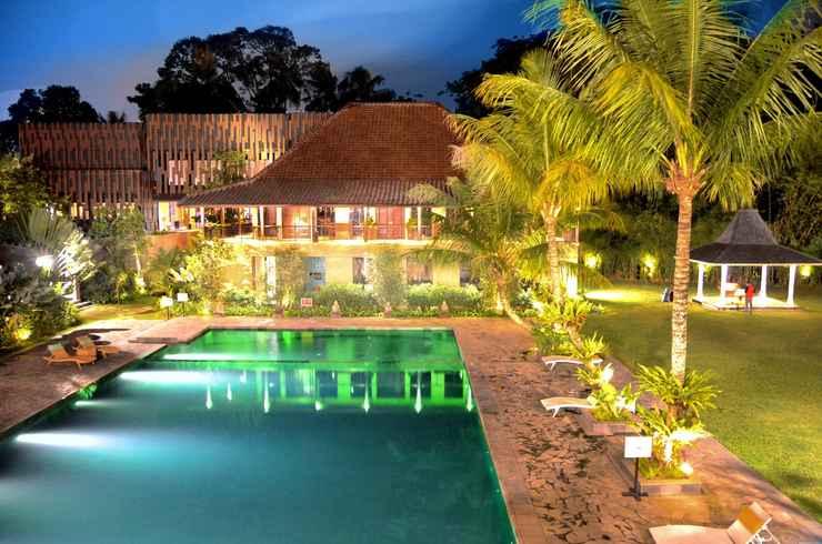 EXTERIOR_BUILDING Amanuba Hotel & Resort Rancamaya
