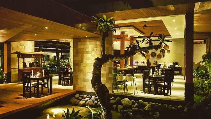 LOBBY Aliyana Hotel & Resort