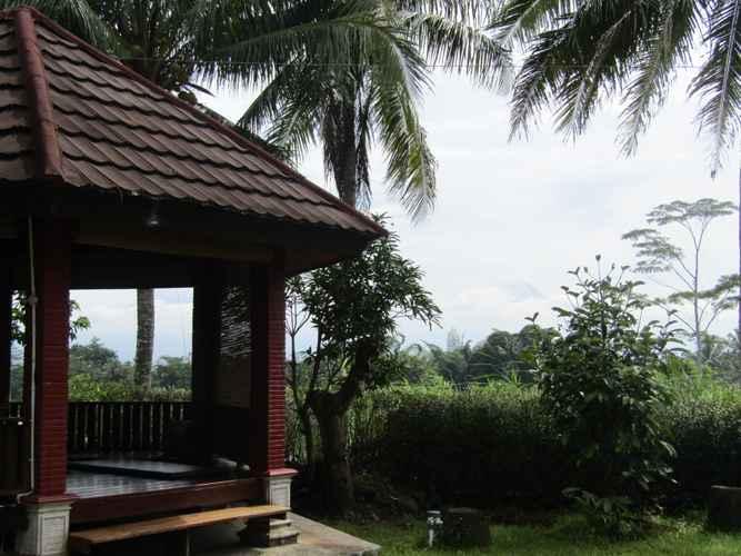 EXTERIOR_BUILDING Griya Harja Homestay Borobudur