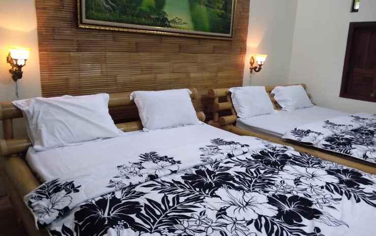Desa Bahasa Syariah Borobudur Magelang - Family Room with Shared Bathroom