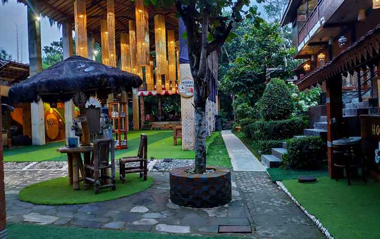 Desa Bahasa Syariah Borobudur Magelang -