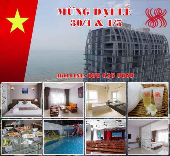 EXTERIOR_BUILDING Khách sạn San Hô Vũng Tàu