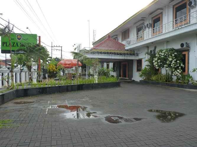 EXTERIOR_BUILDING Hotel Plaza Purworejo