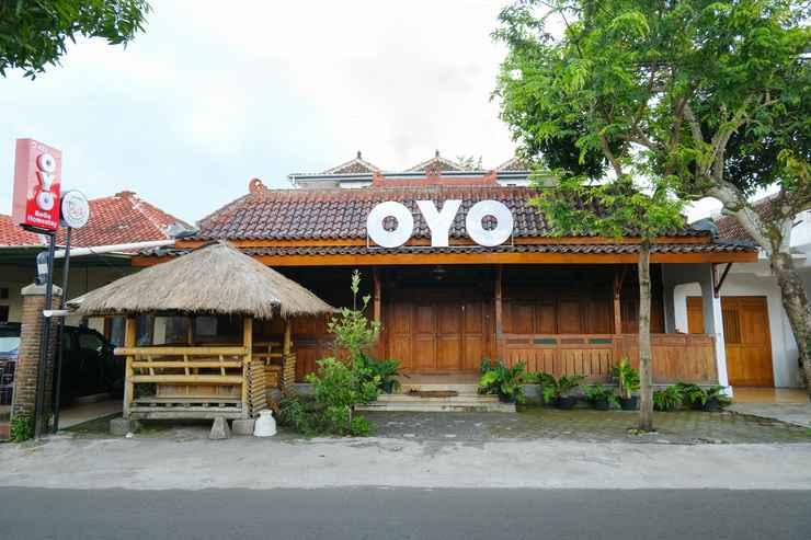 EXTERIOR_BUILDING OYO 423 Bege Homestay