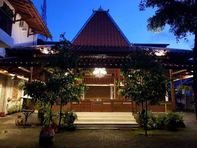 EXTERIOR_BUILDING Bege Homestay