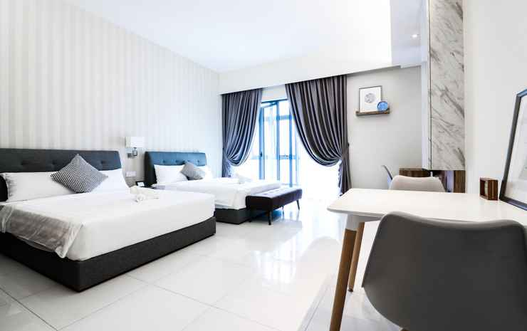 Victoria Home Bukit Bintang Kuala Lumpur - Studio Executive