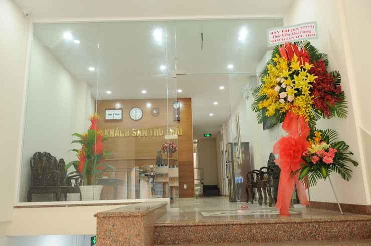 LOBBY Khách sạn Thư Thái