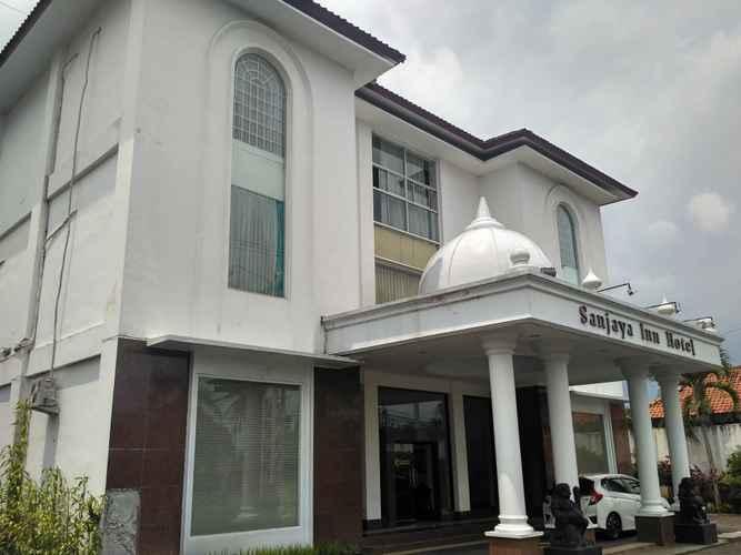 EXTERIOR_BUILDING Sanjaya Inn Hotel Purworejo