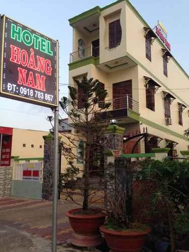 EXTERIOR_BUILDING Khách sạn Hoàng Nam