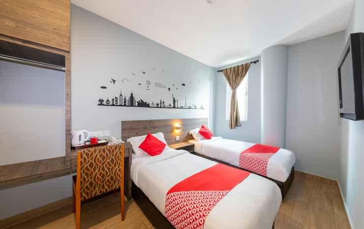 Sunlight Hotel Johor - Deluxe Twin Room
