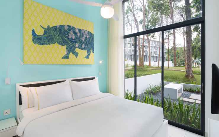 CASSIA Bintan Bintan - Two Bedroom Loft Apartment Garden View