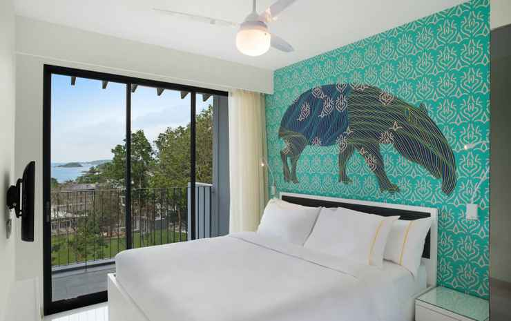 CASSIA Bintan Bintan - Two Bedroom Apartment Garden View