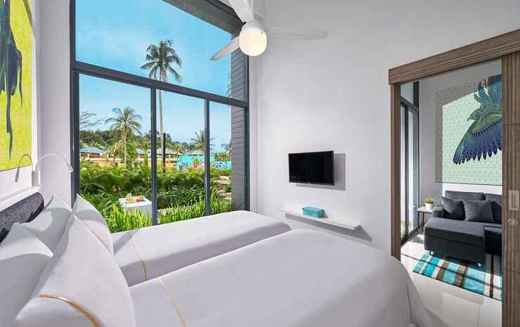 CASSIA Bintan Bintan - One Bedroom Apartment Twin