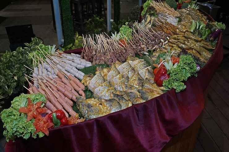 RESTAURANT Yuan Garden Pasar Baru