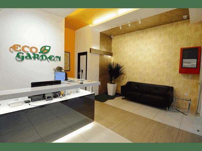 LOBBY Eco Garden Hotel @ Rawang