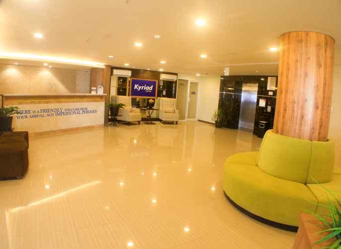 LOBBY Kyriad Metro Kebayoran