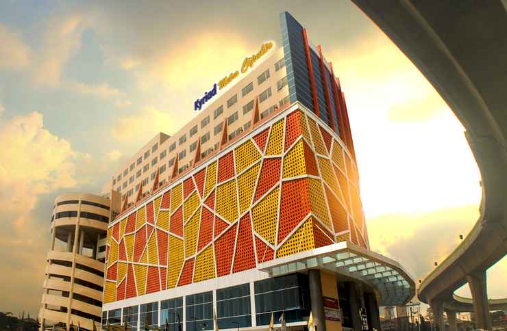EXTERIOR_BUILDING Kyriad Metro Kebayoran