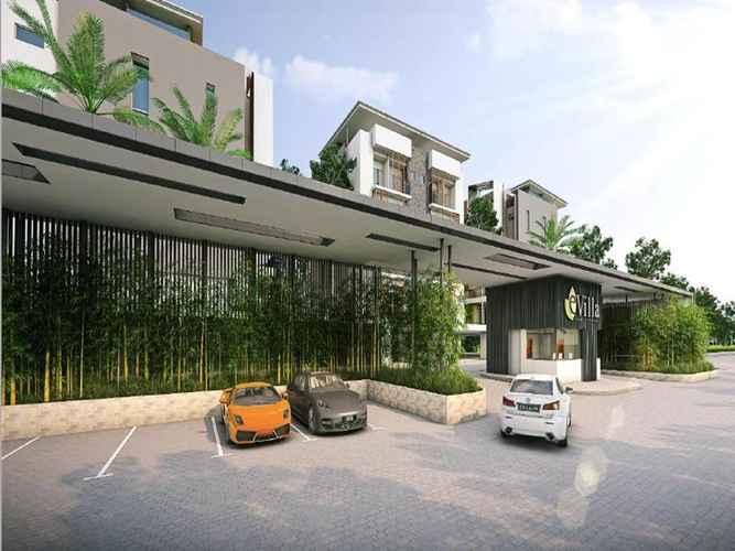 EXTERIOR_BUILDING Tropical Villa Service Suite NN