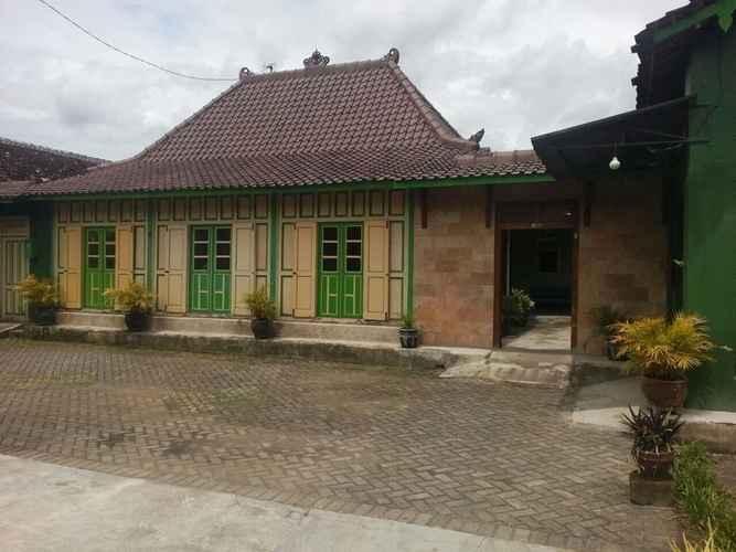 EXTERIOR_BUILDING Pendopo Kayuwanan Homestay Syariah