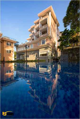 SWIMMING_POOL Khách sạn Bcons Bình Dương