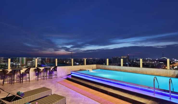 SWIMMING_POOL Best Western Kindai Hotel