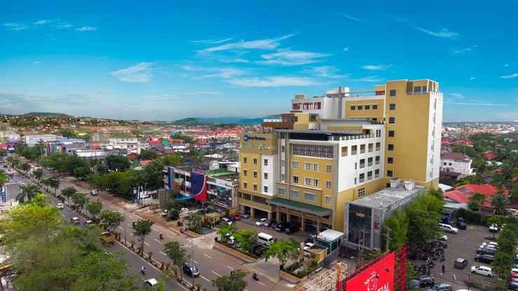 EXTERIOR_BUILDING Best Western Kindai Hotel