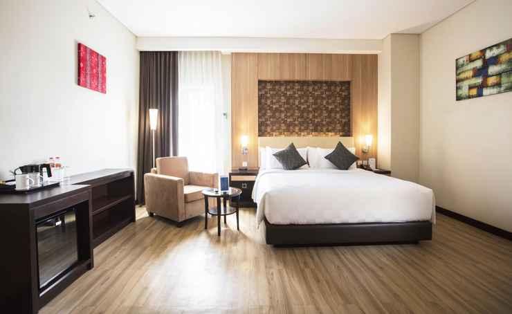 BEDROOM Best Western Kindai Hotel
