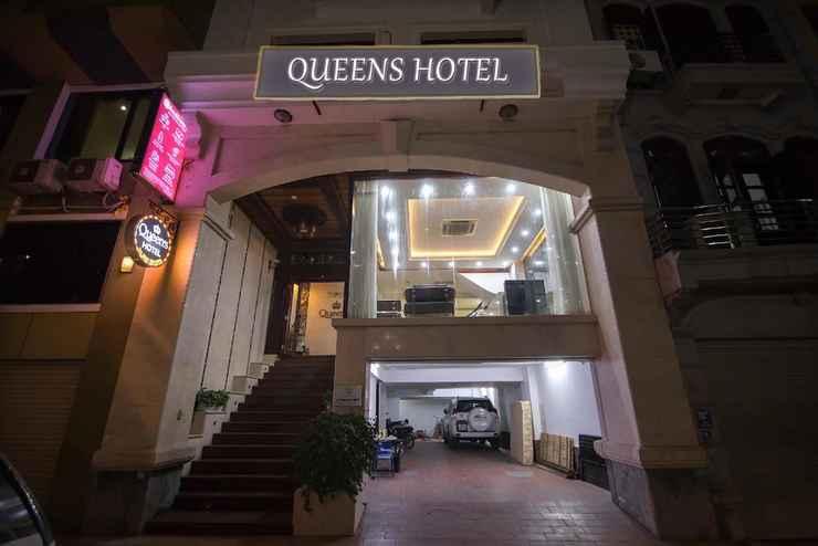 EXTERIOR_BUILDING Queen's Hotel