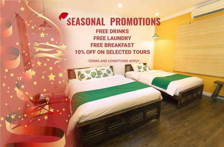 HOTEL_SERVICES Khách sạn Lamo Boutique