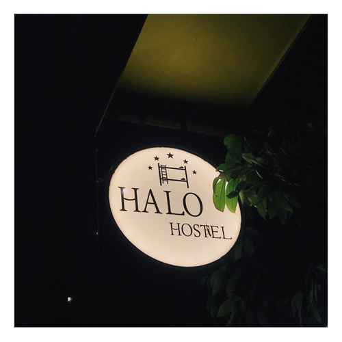 EXTERIOR_BUILDING Halo Hostel Quy Nhơn
