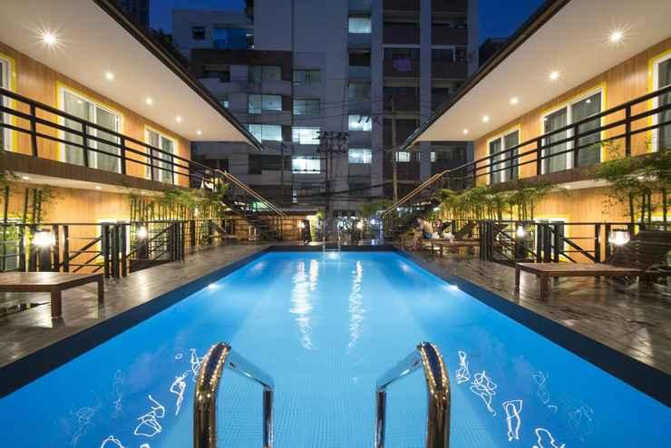SWIMMING_POOL Resort M - MRT Huai Kwang