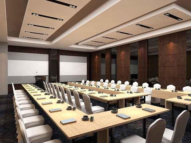FUNCTIONAL_HALL Hotel Santika Sukabumi