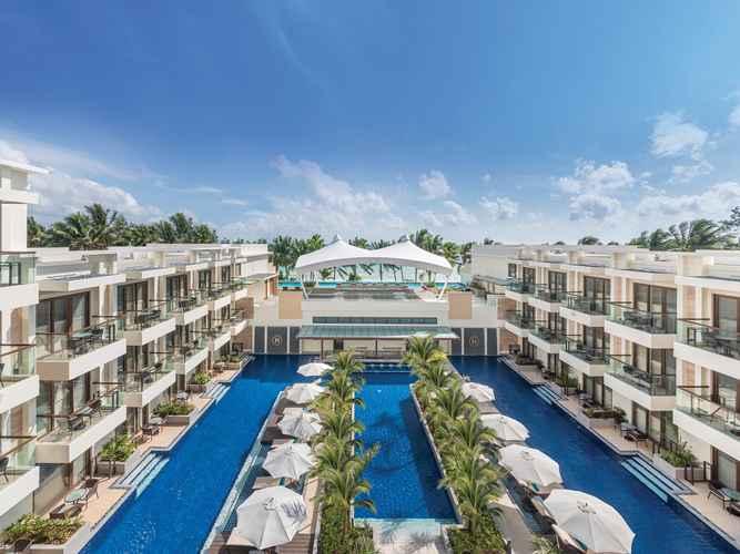 EXTERIOR_BUILDING Henann Palm Beach Resort