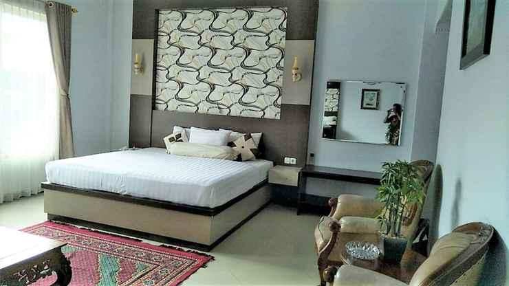 BEDROOM Hotel Balqis Amuntai