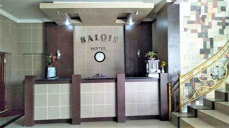 LOBBY Hotel Balqis Amuntai